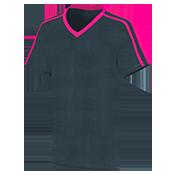 Adult Shoulder Stripe Shirt  - 363 363