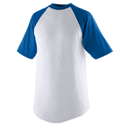 Adult Raglan  Short Sleeve Baseball Jersey  - 423 423