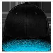 Fade Flexfit Hat - 6199 6199