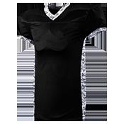 Youth V-Neck Digi Camo Football Jersey  - 9551 9551