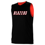 Portland Trail Blazers Youth Reversible Basketball Jerseys - A105LY-BLAZERS A105LY-BLAZERS