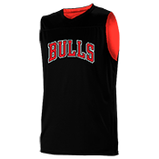 Chicago Bulls  Youth Reversible Basketball Jerseys - A105LY-BULLS A105LY-BULLS