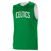 Boston Celtics Youth Reversible Basketball Jerseys - A105LY-CELTICS A105LY-CELTICS