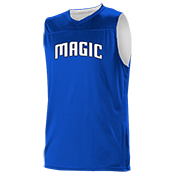 Orlando Magic Youth Reversible Basketball Jerseys - A105LY-MAGIC A105LY-MAGIC