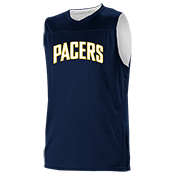 Indiana Pacers Youth Reversible Basketball Jerseys - A105LY-PACERS A105LY-PACERS