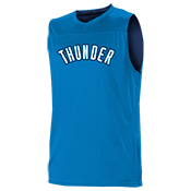 Oklahoma City Thunder Youth Reversible Basketball Jerseys - A105LY-THUNDER A105LY-THUNDER