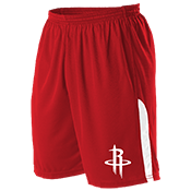 Houston Rockets Youth Basketball Shorts - A205LY-ROCKETS A205LY-ROCKETS