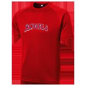 Angels Adult MLB Replica T-Shirt - 5300 Angels-5300