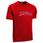 Youth Angels MLB Replica T-Shirt - 5301 Angels-5301
