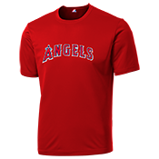 Angels Adult MLB Replica Jersey  - MA1260 Angels-M1260