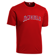 Angels Youth Wicking MLB Replica Jersey - M1261 Angels-M1261
