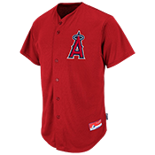 Angels Full Button Baseball Jersey  - Adult - M6840 Angels_Full_Button_Jersey_M6840