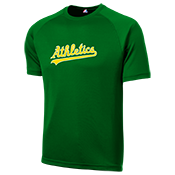 Athletics Adult MLB Replica T-Shirt - 5300 Athletics-5300