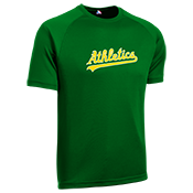 Youth MLB Replica T-Shirt - 5301 Athletics-5301