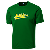 Athletics Adult MLB Replica Jersey  - MA1260 Athletics-M1260