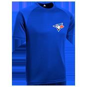 Youth Blue-Jays MLB Replica T-Shirt - 5301 Blue-Jays-5301
