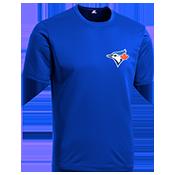 Blue-Jays Youth Wicking MLB Replica Jersey - M1261 Blue-Jays-M1261