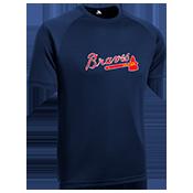 Youth Braves MLB Replica T-Shirt - 5301 Braves-5301