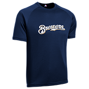 Youth Brewers MLB Replica T-Shirt - 5301 Brewers-5301