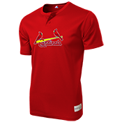 Cardinals Youth 2-Button MLB Jersey - MLB181 Cardinals-181