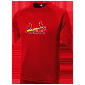 Cardinals Adult MLB Replica T-Shirt - 5300 Cardinals-5300