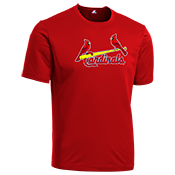 Cardinals Youth Wicking MLB Replica Jersey - M1261 Cardinals-M1261