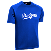 Youth Dodgers MLB Replica T-Shirt - 5301 Dodgers-5301