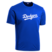 Dodgers Youth Wicking MLB Replica Jersey - M1261 Dodgers-M1261