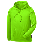 Adult Pullover Fleece Hooded Sweatshirt  - F244 F244