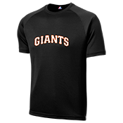 Giants Adult MLB Replica T-Shirt - 5300 Giants-5300