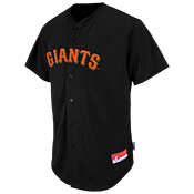 Giants Official MLB Full Button Youth Jersey - MA654Y Giants_FullButton_Jersey_Youth_M684Y