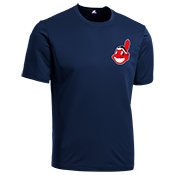 Indians Youth Wicking MLB Replica Jersey - M1261 Indians-M1261
