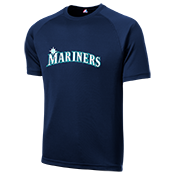 Mariners Adult MLB Replica T-Shirt - 5300 Mariners-5300