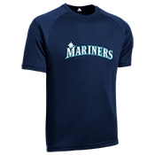 Youth Mariners MLB Replica T-Shirt - 5301 Mariners-5301