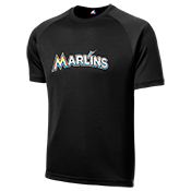 Marlins Adult MLB Replica T-Shirt - 5300 Marlins-5300