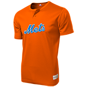Mets Youth 2-Button MLB Jersey - MLB181 Mets-181