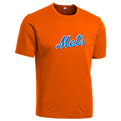 Mets Youth Wicking MLB Replica Jersey - M1261 Mets-M1261