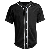Adult Full Button Baseball Jersey - N4184 N4184
