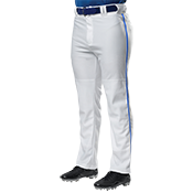 Open Bottom Baggy Cut Baseball Pants - Adult N6162 N6162