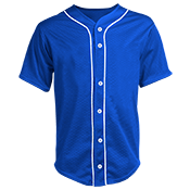 Youth Full Button Baseball Jersey - NB4184 NB4184