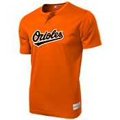 Orioles MLB 2 button Youth Jersey  - MLB181 Orioles-181