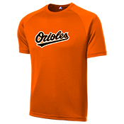 Orioles Adult MLB Replica T-Shirt - 5300 Orioles-5300