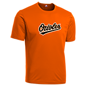 Orioles Youth Wicking MLB Replica Jersey - M1261 Orioles-M1261