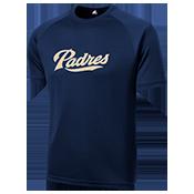 Padres Adult MLB Replica T-Shirt - 5300 Padres-5300