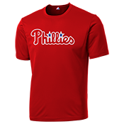 Phillies Adult MLB Replica Jersey  - MA1260 Phillies-M1260