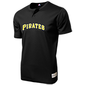 Pirates MLB 2 button Youth Jersey  - MLB181 Pirates-181