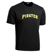 Pirates Youth Wicking MLB Replica Jersey - M1261 Pirates-M1261