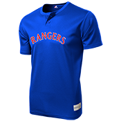 Rangers MLB 2 button Youth Jersey - MLB181 Rangers-181