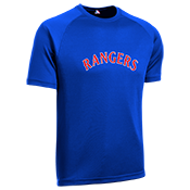 Youth Rangers MLB Replica T-Shirt - 5301 Rangers-5301