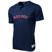 Red-Sox MLB 2 button Youth Jersey - MLB181 Red_Sox-181